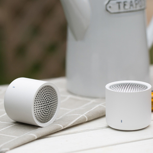 Image 5 - Originele Xiao Mi Mi True Wireless Speaker Stereo 2 Packs Draagbare Bluetooth 5.0 Luidsprekers High Definition Met Mi C Handsfree