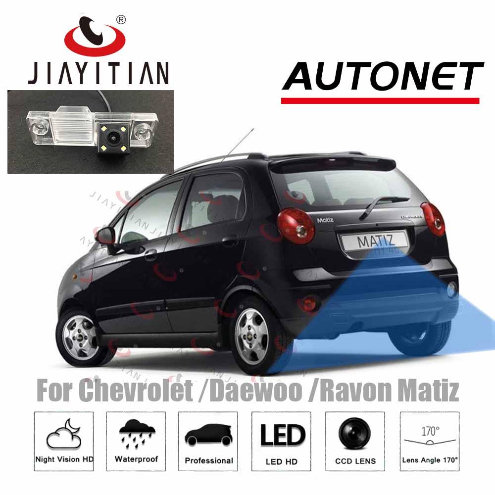 JIAYITIAN rear view cameraFor Chevrolet /Daewoo /Ravon Matiz 2001~2010 CCD/Night Vision/Reverse/Backup Parking Camera