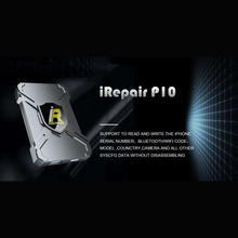 IRepair P10 DFU BOX For phone 8 X Serial Number Read And Write One-Click Unpack WiFi And All Other Syscfg Data No Disassembling