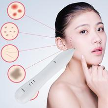 Portable Rechargeable Beauty Tools Skin Mole Removal Dark Sp