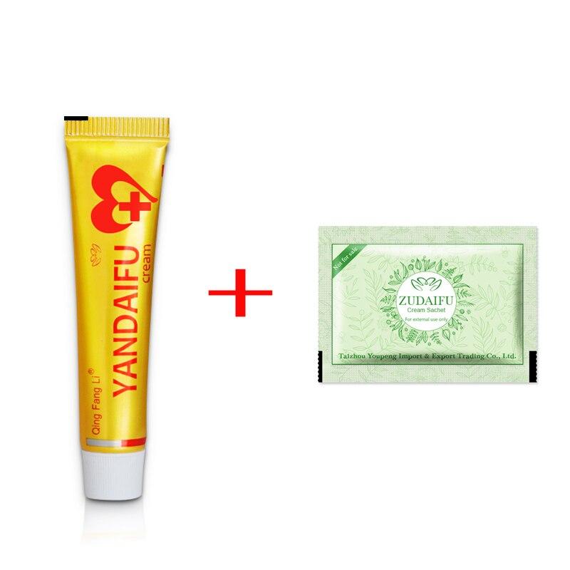 YANDAIFU Original Psoriasis Dermatitis Eczema Pruritus Skin Problems Cream(no Box)