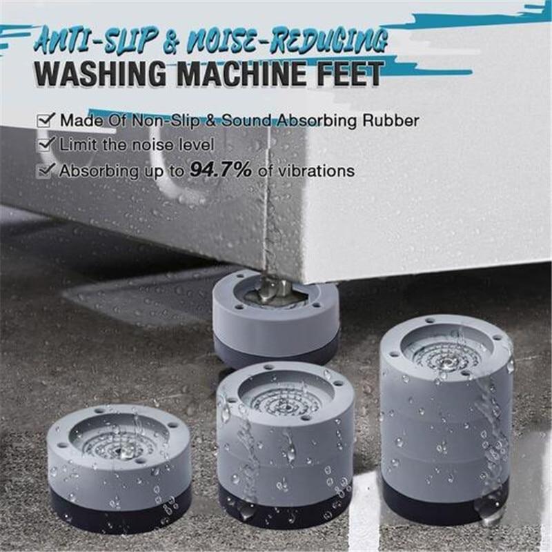 4pcs-Anti-Slip-And-Noise-reducing-Washing-Machine-Feet-Non-slip-Mats-Refrigerator-Anti-vibration-Pad
