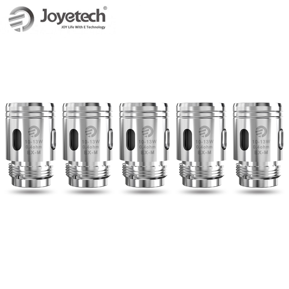 Original Joyetech EX-M Coil Head 0.4ohm Mesh Coil For Exceed Grip Kit Replacement Coil E-Cigarette
