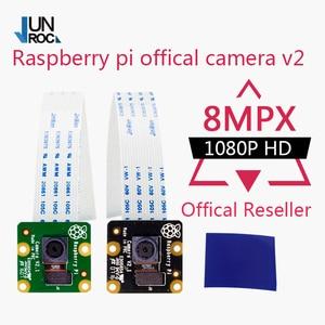Image 1 - 新オリジナルラズベリーパイ 3 モデルb/b + プラスカメラV2 & pinoirカメラV2 ビデオモジュール 8MP