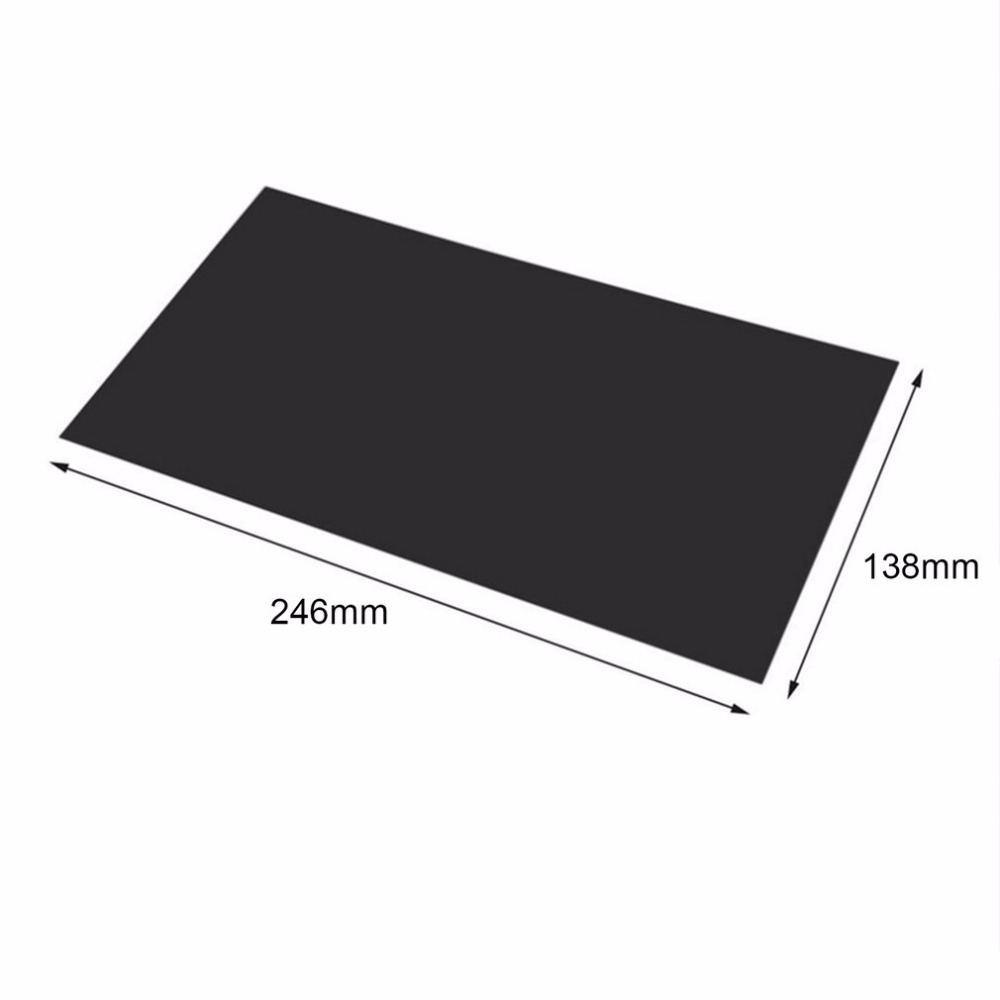 Professional 11 Inch Privacy Filter Anti-spy Screens Protective Film 257.5mmx145mm Anti Peeping Dirty-proof For 16:9 Laptop