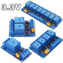 3V 3.3V 1/2/4/8 Channel Relay Module High and low Level Trig