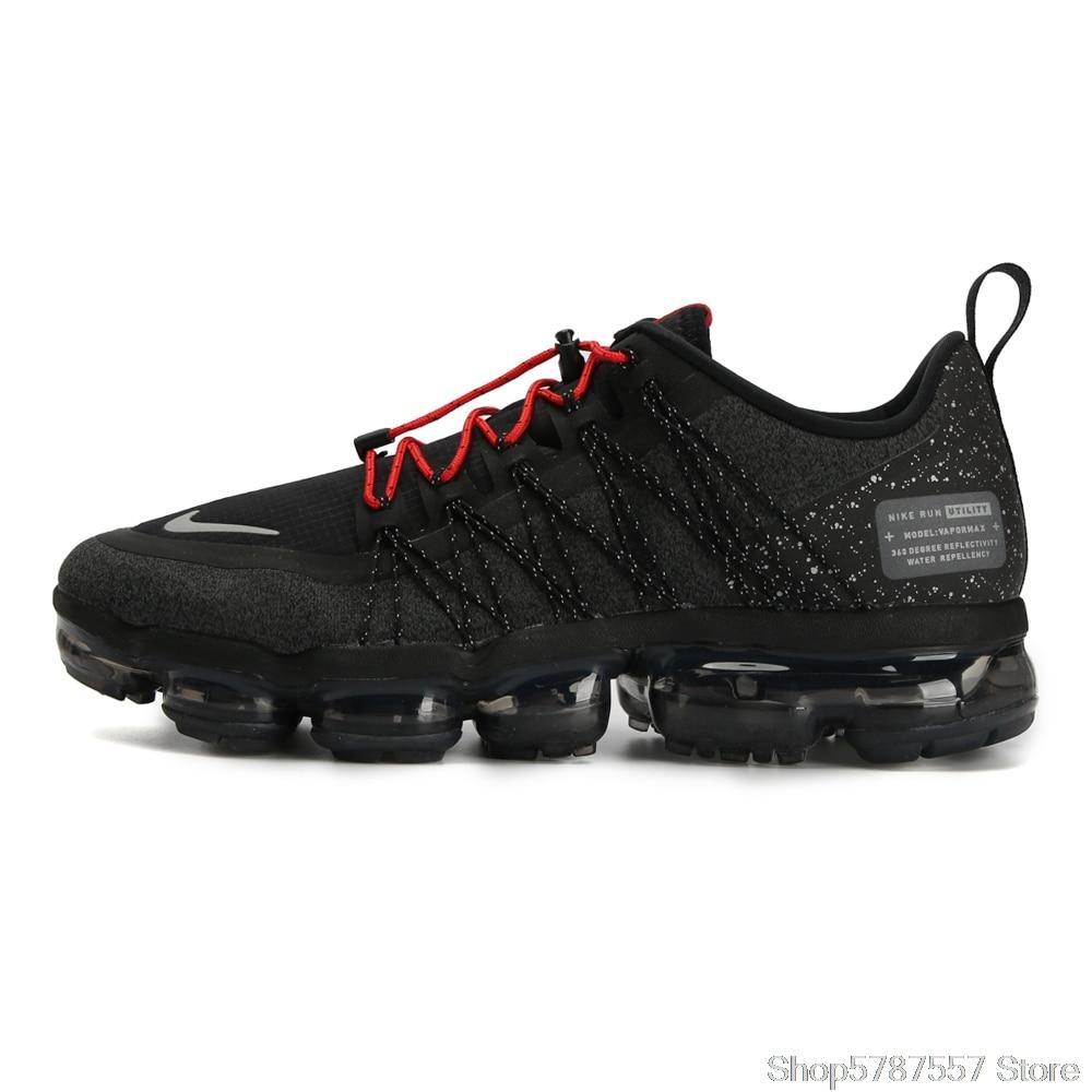 Nike Air Vapormax Run Utility Ufficiale Degli Uomini Runningg Scarpe Assorbimento Degli Urti Comode Scarpe Da Ginnastica Traspiranti Nuovo Arrivo AQ8810-003