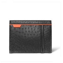 mafeimengge Ostrich leather bag Men's fashion leisure Hand caught business high-grade personality Male men clutch bag