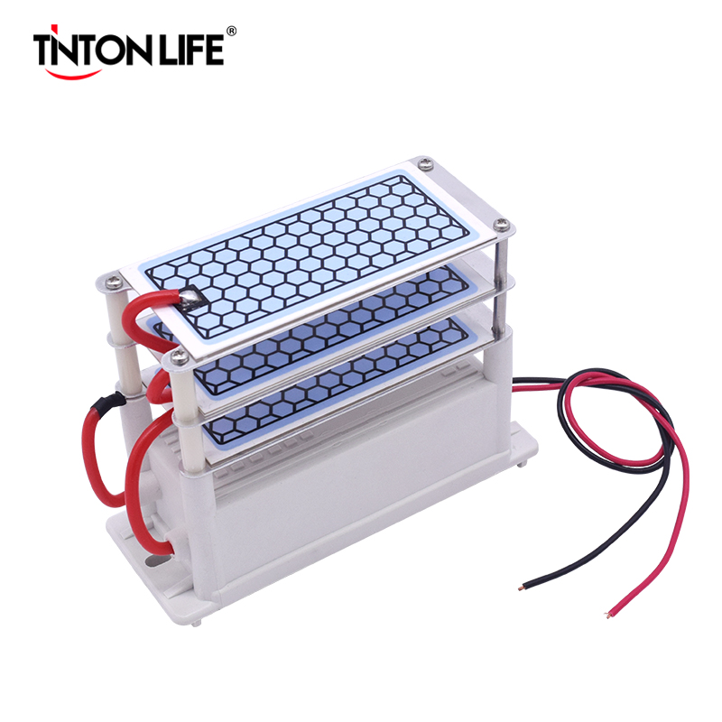 Ozone Generator 220V 100V 15g/h Home Air Purifier Ozonator Air Cleaner 3 Layers Ozon Machine Ozonizer Sterilization