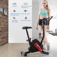 Heimtrainer Indoor Cycling Trainer Gewicht Verlust Fitness Workout Maschine Spinning Bike Stationären Fahrrad Fitness Ausrüstung(China)