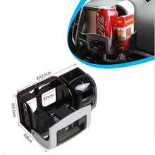Car Cup Holder Car Cup Holder Organizer Multifunctional Drink Holder With Cigarette Case for Car Interior Accessories