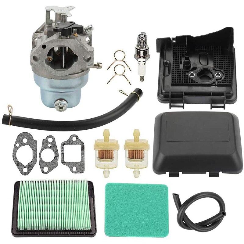 Карбюратор ремонт восстановить прокладки воздушные фильтры для Honda GCV160 GCV135 газон карбюратор косилки заменить 16100-Z0L-003