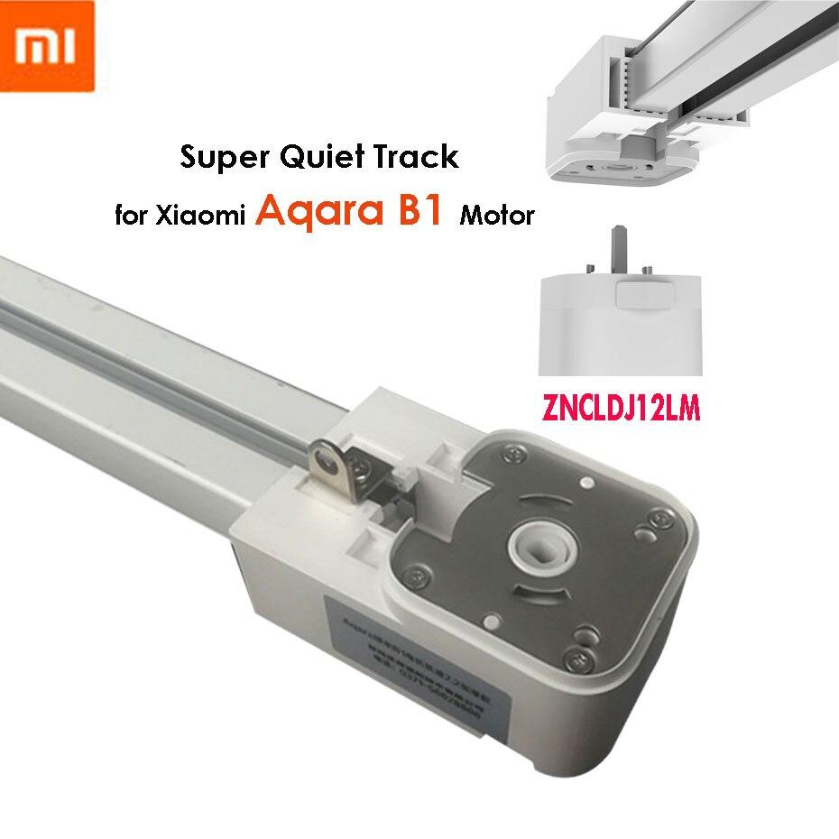 Rail de rideau électrique Super silencieux pour moteur Xiao mi Aqara B1, contrôle d'application mi Home, système de Rail de rideau automatique mi jia, Custo mi zed