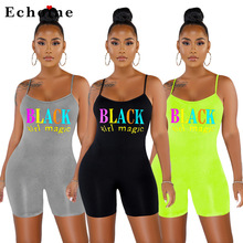 Women Playsuit Sexy Bodycon Jumpsuit Spa