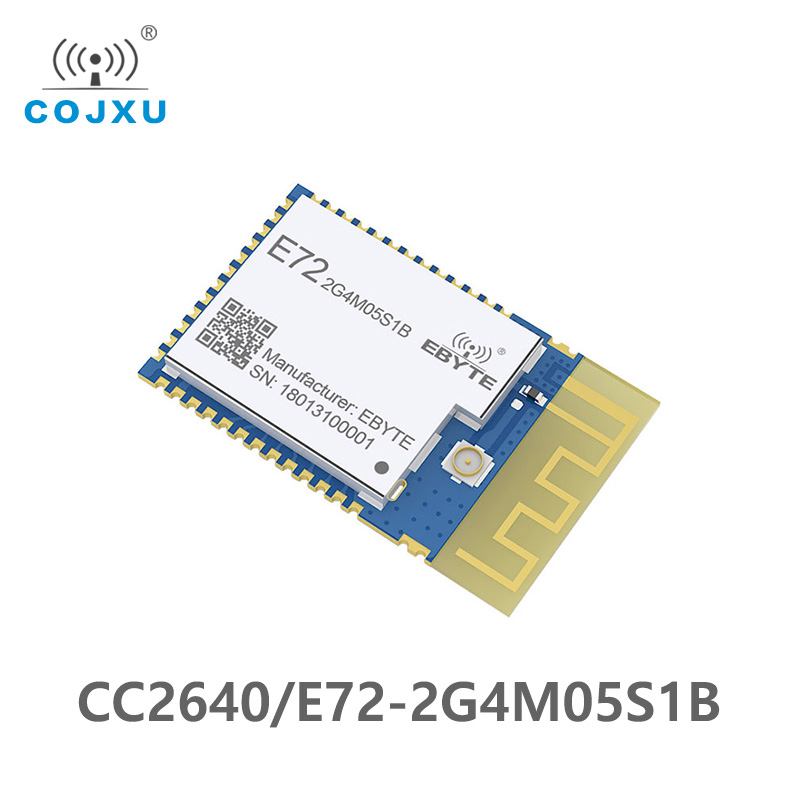 E72-2G4M05S1B CC2640  2.4GHz Ibeacon Cdebyte Rf Module Bluetooth Module BLE4.2 Wireless Transmitter And Receiver