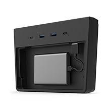 USB Hub 5 w 1 porty Dashcam Sentry Mode Viewer USB Hub konsola środkowa akcesoria zamiennik dla nowego/starego modelu Tesla 3 Y