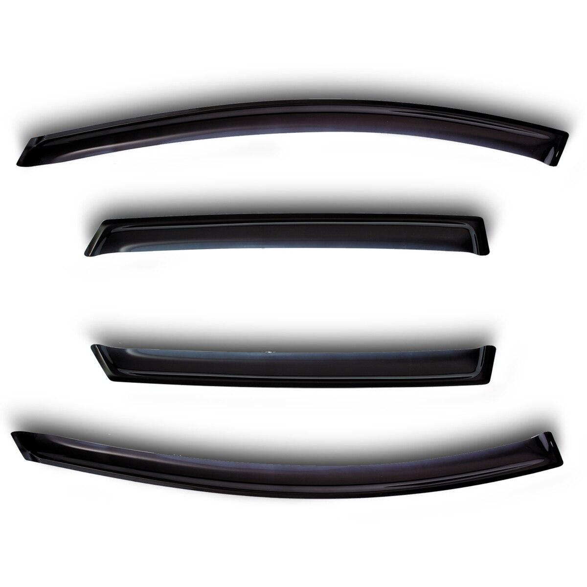 Window deflectors 4 door Chevrolet Aveo  2012 2014  NLD. schaves1232 (Chevrolet Aveo) Awnings & Shelters     - title=