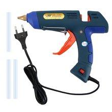 SD SD-1101 100 Вт термоплавкий клеевой пистолет тепловые пушки для DIY ручной работы игрушки ремонтные Инструменты Электрические термоклеевые пистолеты