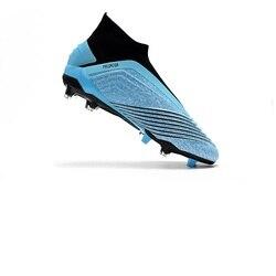 Best Seller ZUSA preDator 19+ FG Soccer Cleats Mens Outdoor Football Boots