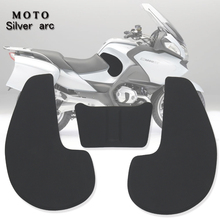 Motorcycle Protector Anti slip Tank Pad tank Side Traction 3M Sticker For BMW R1200RT R1200 RT R 1200RT 2009-2013  2012 201110