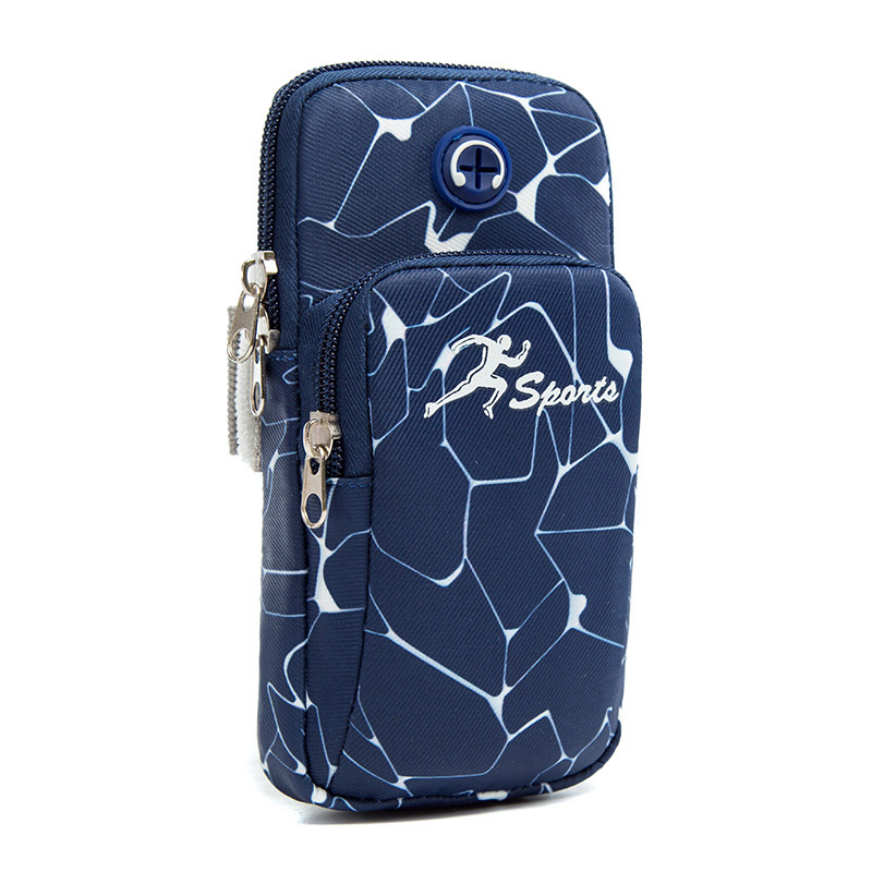 BGreen Waterproof Sports Cell Mobile Phone Bag Running Phone Bag Cycling Hiking Phone Case Fitness Gadget Card Pouch Holder