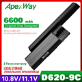 6600mAh batterie pour dell Latitude d620 D630 D631 précision M2300 312 0386 GD775 GD776 GD787 JD605 JD606 JD610 KD491 KD492 KD494|battery for dell|battery for dell d620|d620 battery -