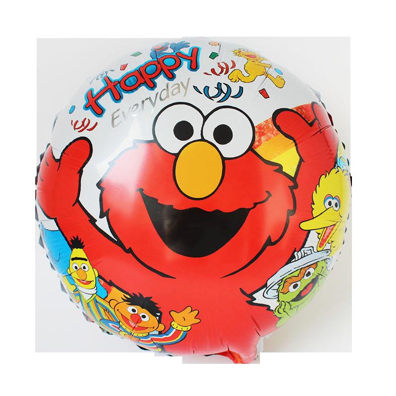 1pc 18 インチスーパーマリオ箔風船恐竜緑赤誕生日パーティーの装飾ベビーシャワー空気の膨張可能な少年子供のおもちゃ