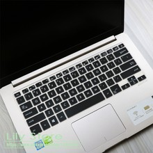 Silicone Keyboard Cover protector skin For Asus Vivobook Laptop L406S L406M L406MA L406SA L406 MA SA L 406 S M 14 inch(China)
