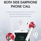 ANRY Nuovo Auricolare Bluetooth Stereo Senza Fili Cuffie Corsa e Jogging Sport Bass Auricolare Con Il Mic Per Il Iphone Xiaomi Huawei Cassa Del Telefono Mobile - 3