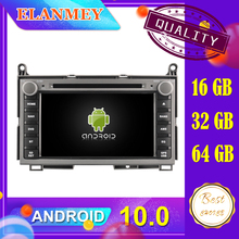 Latest car Android 10.0 audio video syst