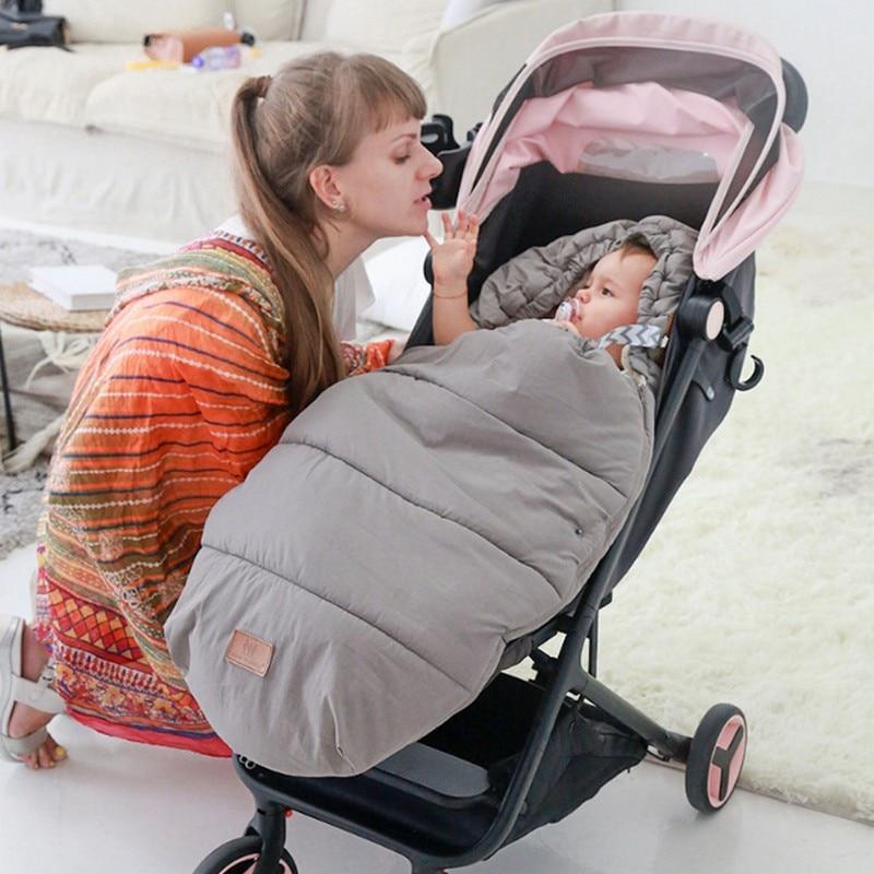öTop SaleSleep Sacks Wheelchair-Extract Baby Envelopes Cocoon Stroller Winter Thick Infant Newborns