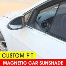 Wenlo 2 шт магнитный автомобильный солнцезащитный козырек для
