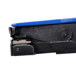 Image 5 - لقط وقطع أدوات تثبيت كماشة كابل خاص لكابلات النايلون مع حافة عالية الجودة البنادق من 2.2 مللي متر إلى 4.8 مللي متر