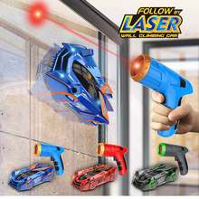Kids RC Car Toy Air Hogs Zero Gravity La