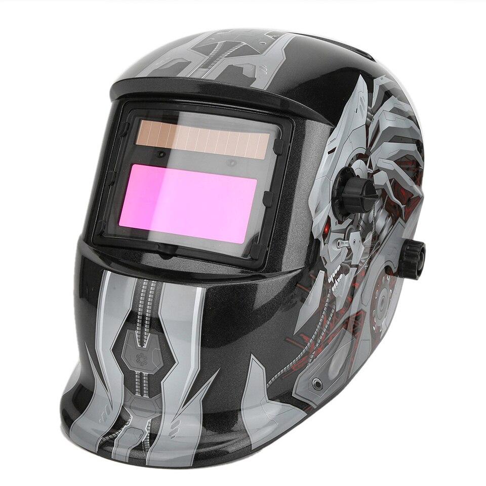 Filter Cap Helmet Welder Eye Solar Welding Darkening Protector Top Sale