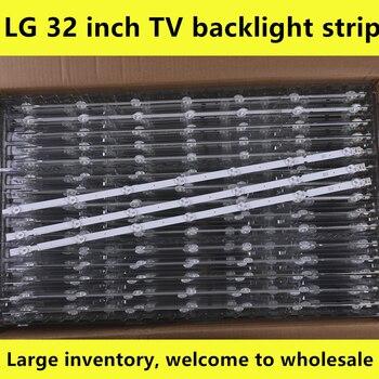 """630mm LED Strips 7leds for LG 32"""" ROW2.1 REV 0.9 A1 B1 B2 Type 6916L-1437A 6916L-1438A 6916L-1426A 6916L-1204A AGF78180101"""