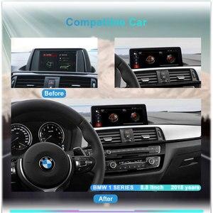 Image 4 - 8 Core Snapdragon Car IPS Screen Stereo For BMW F20 F21 F22 F23 2018 2020 EVO Android 10.0 GPS Google WIFI 4G Carplay 4+64G RAM