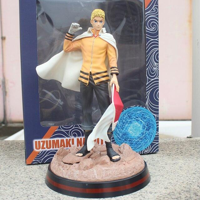 Anime Naruto Figure Jouets Hashirama Tobirama Sarutobi Tsunade Figurine 8p 4cm