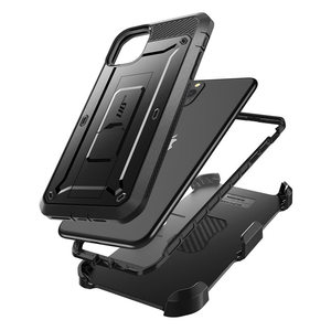 """Image 2 - For iPhone 11 Pro Case 5.8"""" (2019) SUPCASE UB Pro Full Body Rugged Holster Case Cover with Built in Screen Protector & Kickstand"""