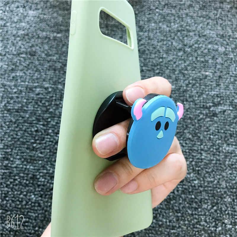 Cartoon מיקי מיני מקרה עבור Huawei Honor 8 9 10 lite 2018 8C 5X GR5 8X מקסימום צבעים בוהקים רך סיליקון כיסוי 3D טלפון בעל