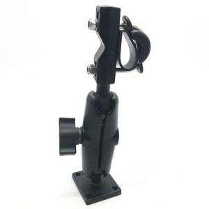 Image 4 - Supporti per Kit di montaggio a bullone a U combinati di Base e braccio a doppia presa e Base di montaggio quadrata per TomTom GPS