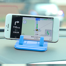 Car Phone GPS Anti-Slip Dashboard Pad Mat Holder Desktop Stand Bracket Hands-Free Cell Phone Holder