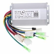 1 шт покрытые серебром 6 V/48 V 350W Бесщеточный контроллер для электронного велосипеда или скутера с или без датчиков Холла