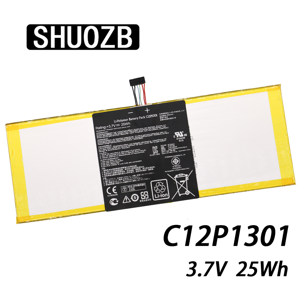 Laptop Battery C12P1301 For ASUS MemoPad 10.1