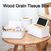 Multi-function Napkin Holder Wooden…