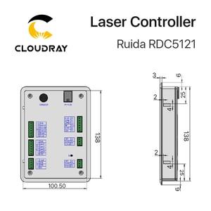 Image 5 - Cloudray Ruida Rd RDC5121 Lite Versie Co2 Laser Dsp Controller Voor Laser Graveren En Snijmachine