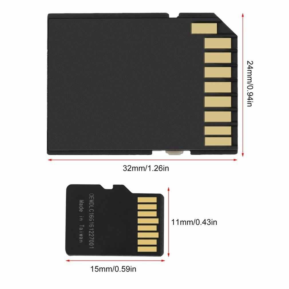 BAOBAOMAO 64GB TF فلاش بطاقة الذاكرة سامسونج الرقمية الآمنة بطاقة الذاكرة مع محول عالية السرعة TF بطاقة ل هاتف مزود بكاميرا