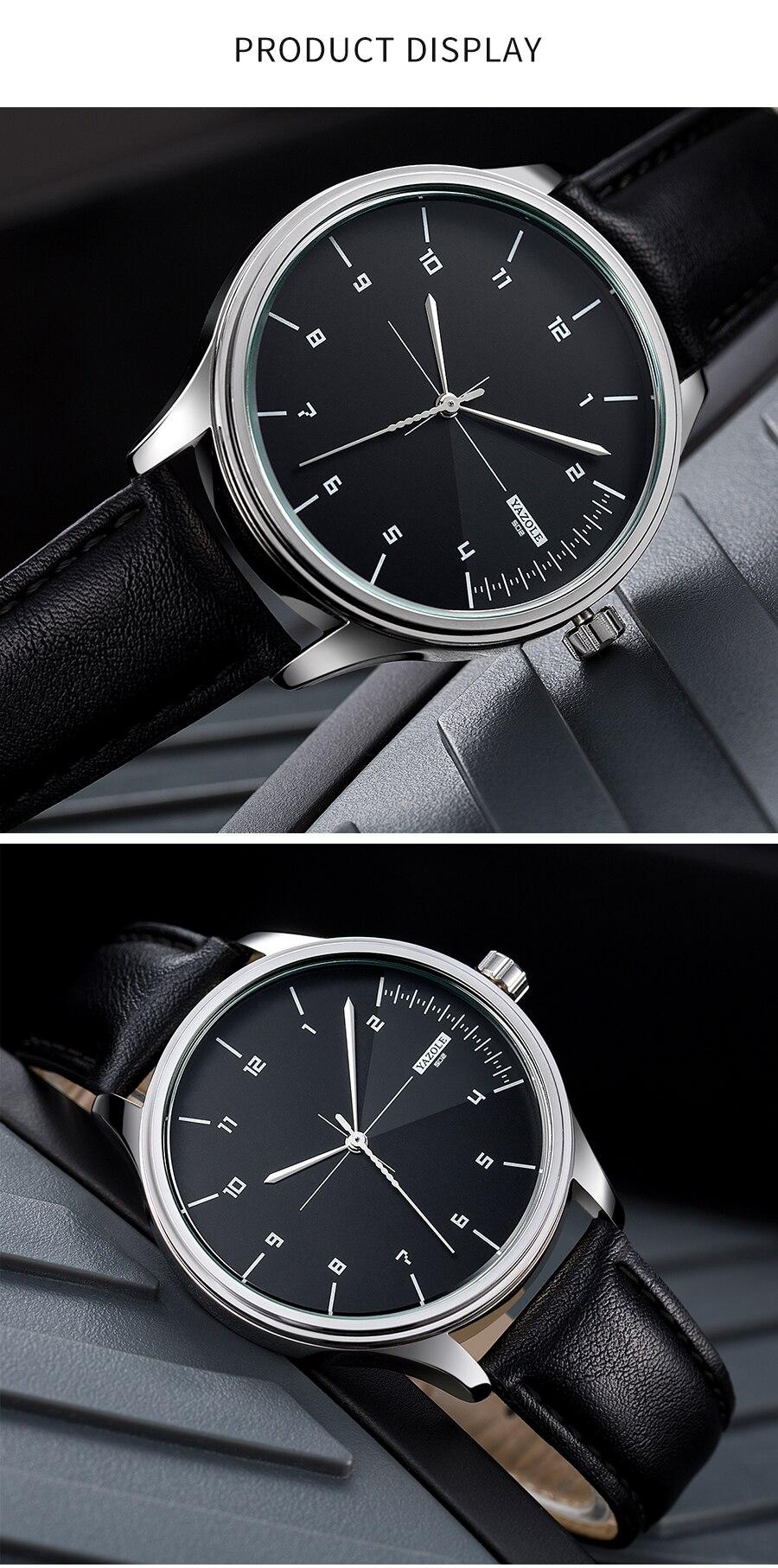 H30b991103c3e4254adc7c4abbd91013eM Yazole Watch simple stylish business