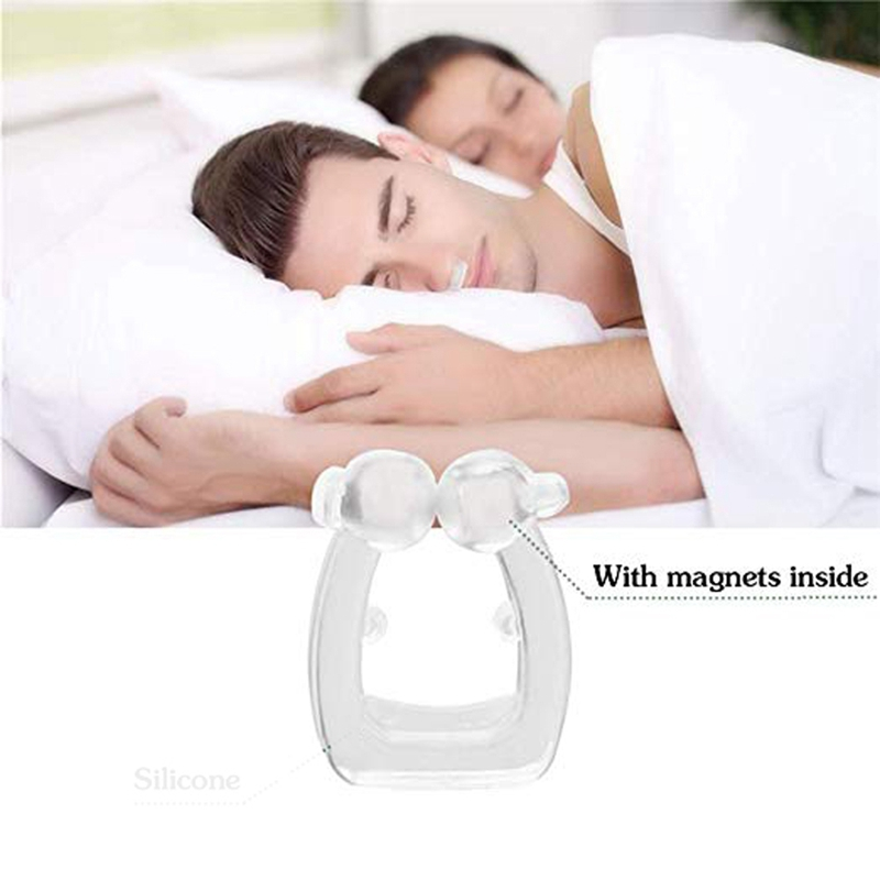 Portable Anti Snoring Nose Clip Practical Snore Stopper Multipurpose Household Stop Snoring Device Healty Care Supplies