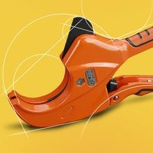 Резак для резки труб Ножницы Резак труб шланг пластиковые трубы ПВХ/PPR сантехника ручные инструменты PAK55